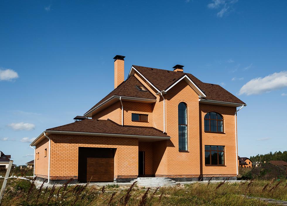 Строительство дома про проекту
