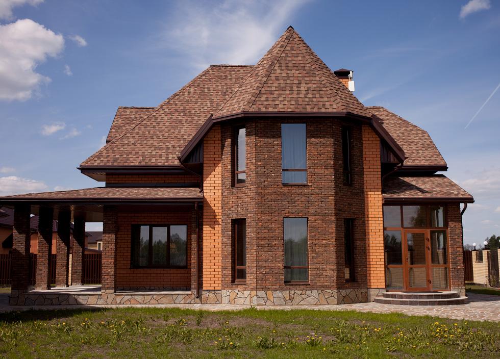Строительства дома по проекту «Милана»